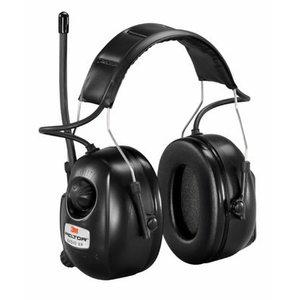 Kõrvaklapid Peltor HRXP7A-01 Radio XP peavõruga must, 3M