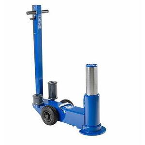 Single stage air hydraulic jack for agri machinery, 65-1H, AC-Hydraulic