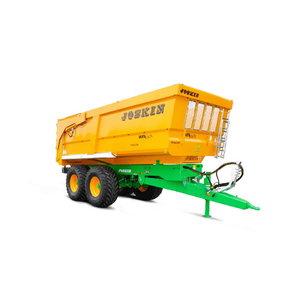 Tipping Trailer  Trans-CAP 6500/22BC150, Joskin