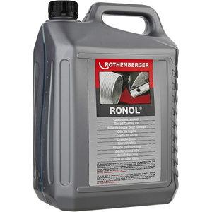 Griešanas eļļa RONOL, 5 l, Rothenberger