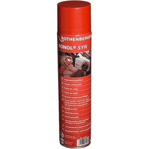 Keermestusõli sünteetiline 600ml spray RONOL SYN, Rothenberger