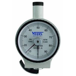 Põrketugevuse tester 0 - 100 HA mm, Vögel