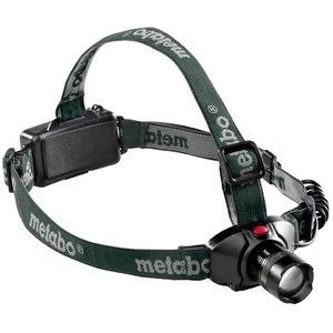 Žibintuvėlis ant galvos LED MET 3xAAA 160lm, Metabo