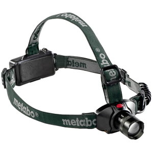 Head lamp LED MET 3xAAA 160lm, Metabo