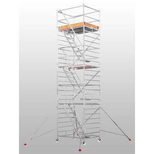 Pārvietojamas sastatnes SC 60, tips 6576, 12,25 m, Hymer