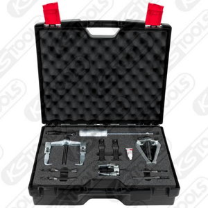 Tõmmits kmpl 10-45mm 10-osa, KS Tools