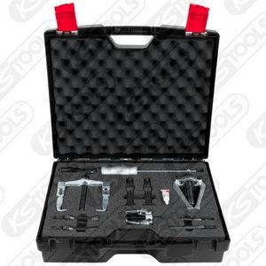 Ištraukėjų komplektas 10-45mm 10-vnt, KS Tools