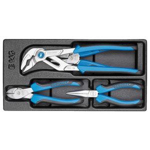 Moodul tööriistadega PVC 1500 ES-145, Gedore