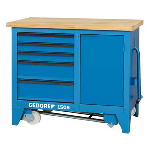Mobile Workbench 1505, Gedore