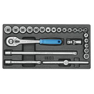 модуль с рабочими инструментами  PVC 1500 ES-30, GEDORE