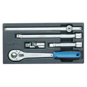 Moodul tööriistadega PVC 1500 ES-1993 T, Gedore