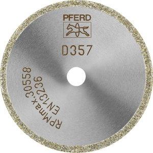 Dimanta asmens 50x2x10mm D357GAD D1A1R, Pferd