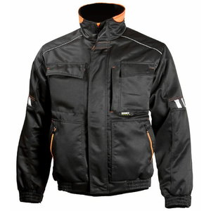Winterjacket 42008  6691 black L, Dimex