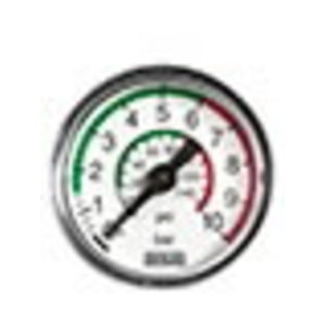 Pressure gauge 6 bar      (HP), Mesto