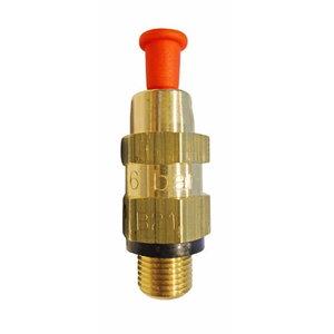 Safety valve 6 bar      (3592), Mesto