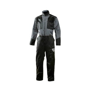 Overall 671 black/grey S, Dimex