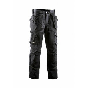 Trousers  LOOSE POCKETS 676 black/grey 54, Dimex