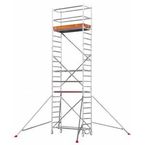 Mobile aluminum scaffolding 6771/ 06, Hymer