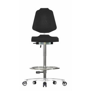 Height adjustable work chair HS 1, Unicraft