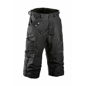 Kelnės 3/4  680 juoda XL, Dimex