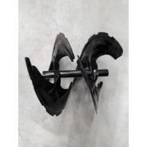 Spiraal lumefreesile E740F, vasak pool, MTD