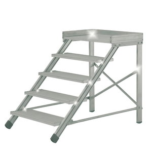 Step stand 5 steps 1,00m 6884, Hymer
