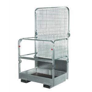 Forklift cage, folding 6887, Hymer