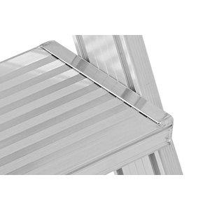 Mobile stocker`s ladder 6888 6 steps, Hymer