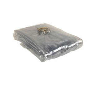 Welding curtain 200 x 140(W) cm, clear transparent, VLAMBOOG