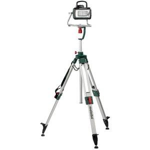Akuga LED prozektori komplekt BSA 14,4-18 + statiiv
