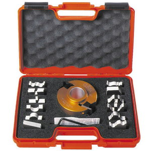 Freespea D=100x40x30mm + profiilterade kmpl, CMT