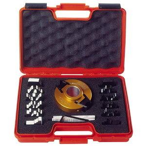 Freespea D=120x40x50 mm + profiilterade komplekt, CMT