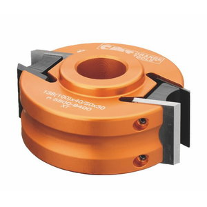 Cutter heads with limiters, CMT