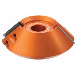 Frēzgalva 150x50x35mm 45°, CMT