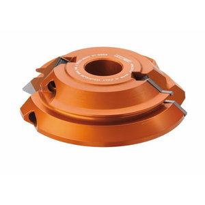 45° lock miter cutter head, CMT