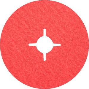 Fibro diskas INOX CC-FS CO-COOL 125mm P36, , Pferd