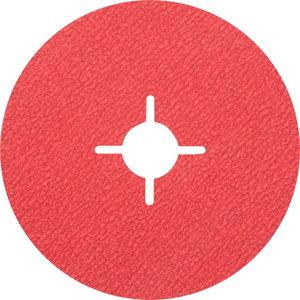 Fibro diskas INOX FS CO-COOL 125mm P120