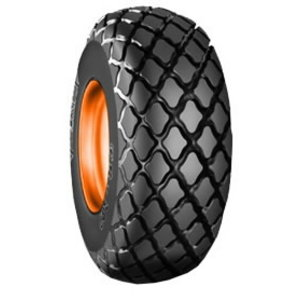 Rear tire with wheel  212/80D-15(D14) TURF B1820/B1, Kubota