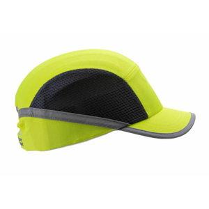 Löögikindel nokamüts COVERQUARD, neoonkollane, , Delta Plus