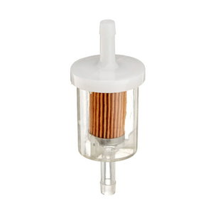 Fuel filter Ø 7,6 mm 75 micron, Ratioparts