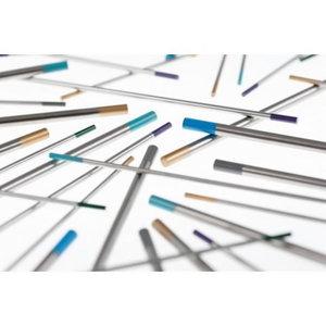 Volframa elektrods WL10 2,4 x 175 mm, melns, Binzel