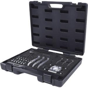 Tõmmitsa kmpl, 2- ja 3-haaraaline 11 pcs, KS Tools