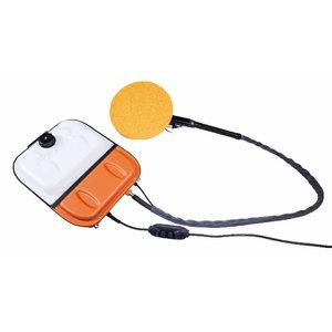 Elektrinis tinko glaistymo įrankis PFM W su vandens talpa, Rokamat