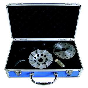 Tööriistkohver Plaatijale Diamond EC-1000, Cedima