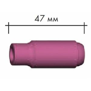 Tūta keraminė ABITIG 17/18/26 Nr.8 D12,5mm L47mm, Binzel