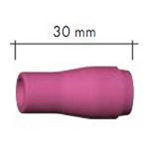 Ceramic gas nozzle Nr.5,diam.8mm,30mm, Binzel