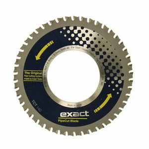 Disc for Exact Pipecut TCT 140x62mm, Exact tools