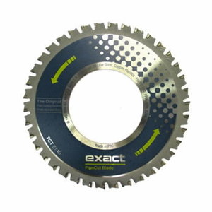Disc  for Exact Pipecut TCT Z 140x62mm, Exact tools