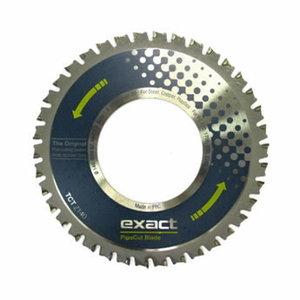 Ketas torulõikurile Exact Pipec.TCT Z 140x62mm, Exact tools