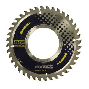 Disc for Exact Pipecut TCT P 150x62mm, Exact tools